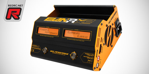 Elangears R-X2 AC/DC charger