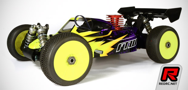 FTW Night Fox for Mugen MBX7