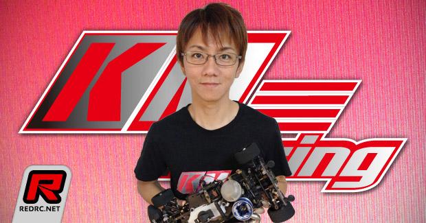 Keisuke Fukuda joins KM Racing
