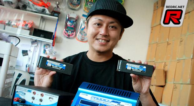 Atsushi Hara joins A-Main Hobbies & Protek