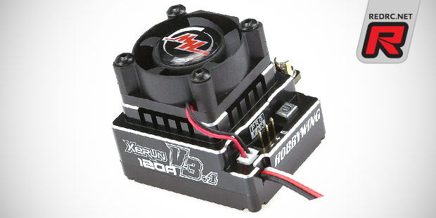 Hobbywing 120A V3.1 & 90A V2.1 controllers