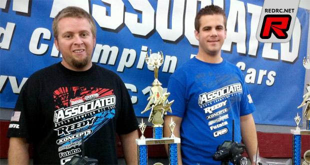 Maifield & Hartson win KO Propo offroad champs