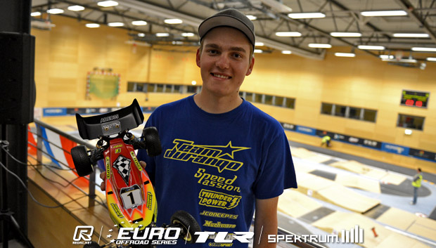 Neumann takes 4WD TQ honours at EOS