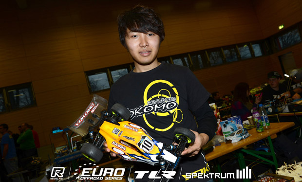 Matsukura is 2WD Top Qualifier at EOS