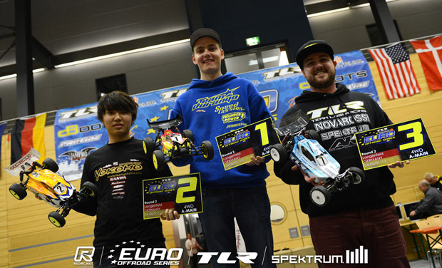 Neumann maintains EOS winning streak