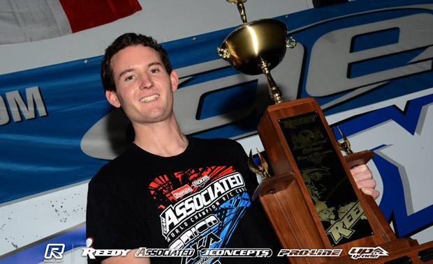 Cavalieri claims the 19th Reedy Race on tie break