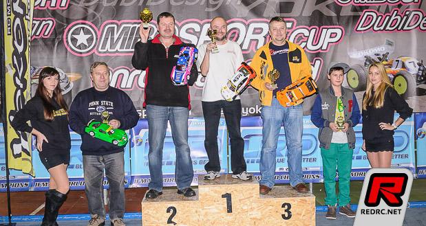Mibosport Cup Rd4 report