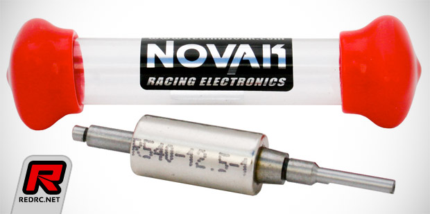 Novak ultra low-res stator & 12.5mm rotor