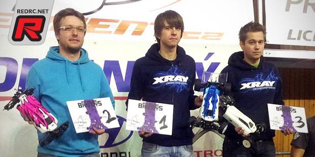 Jiří Mára wins at Open Challenge Rd4