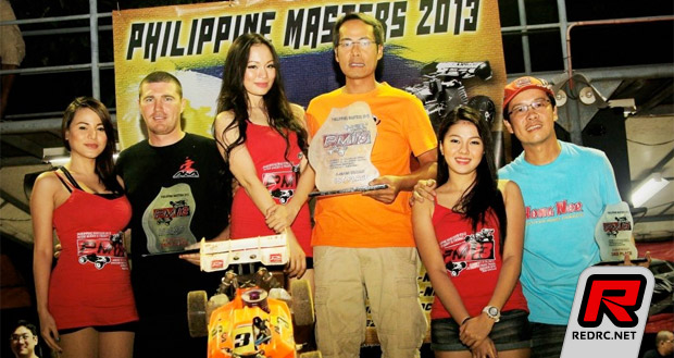 Clemen Pancho wins Philippine Masters 2013