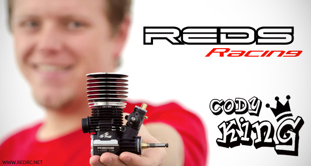 Cody King signs for Reds Racing