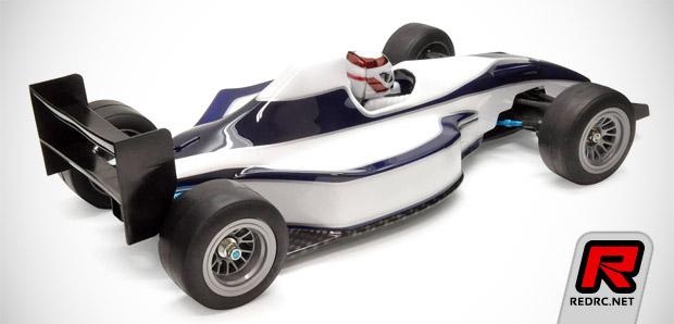 SPSPMark-I-Speedpassion SPMark-I 1/10th scale F1 body