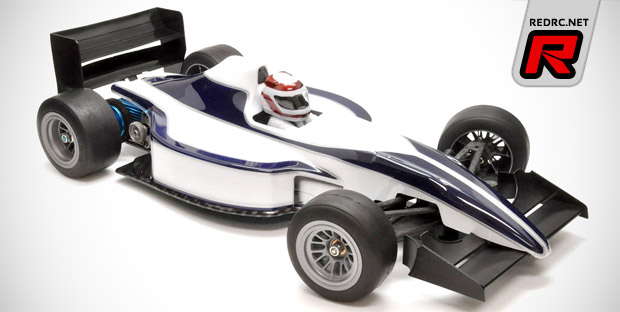 Speedpassion SPMark-I 1/10th scale F1 body