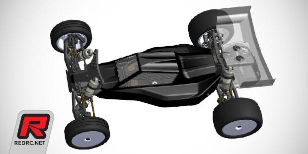 Serpent Spyder SRX-2 teaser