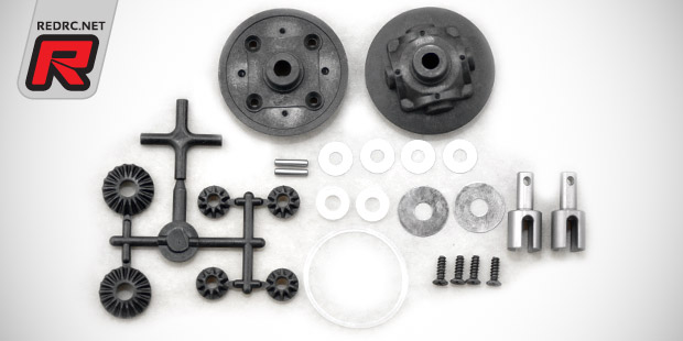 Serpent S411 composite gear differential