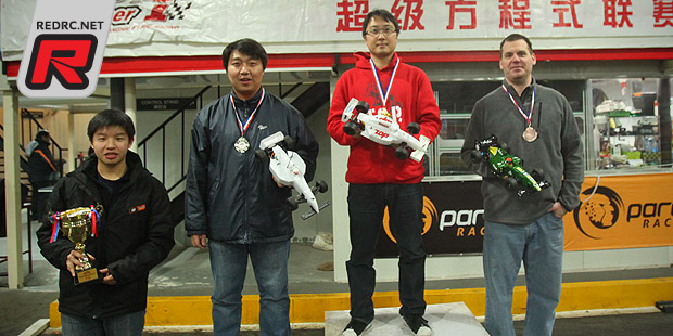 Hai Feng wins Super GP Formula 1 League Rd1
