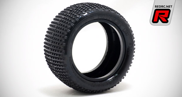 Sweep Racing 1/10th Square Armor tire