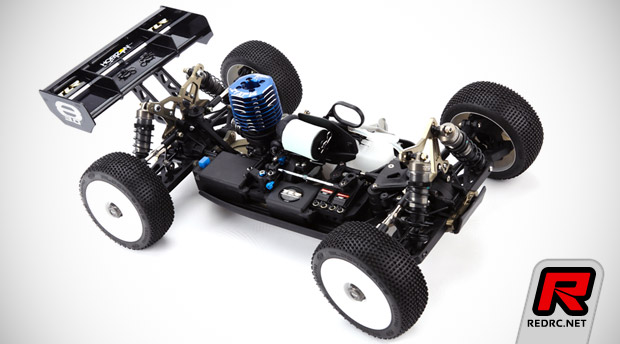 Team Losi Racing 8ight 3.0 buggy