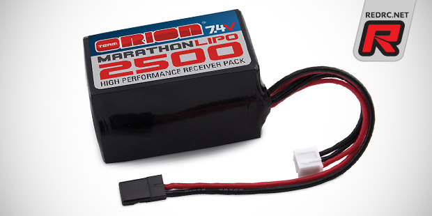 Team Orion Marathon 2500mAh RX pack