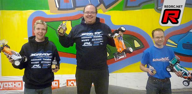 Mats Angseryd wins VBC Cup