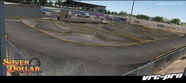 VRC Pro adds Silver Dollar Raceway