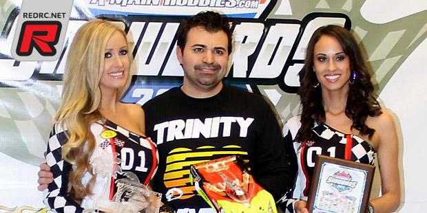 Donny Lia wins 13.5 Pro Stock @ Snowbirds