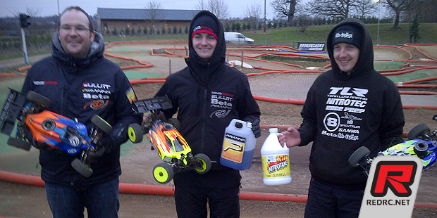 Truman wins HNMC Winter Series Rd8
