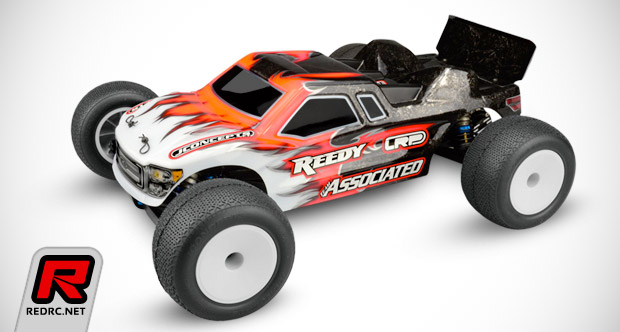 JConcepts T4.2 Finnisher 1/10th truck body