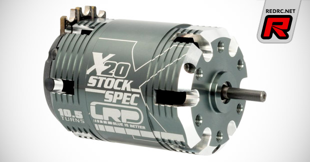 Lrp Vector X20 Stock Spec Bl Motor