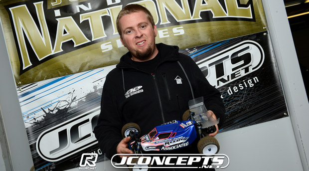 Maifield bounces back in Q3 of 2WD Buggy