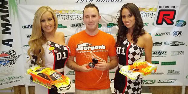 Marc Fischer wins big at Snowbirds