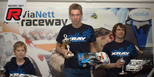 Petter Berntsen wins Norway Indoor Nats Rd3