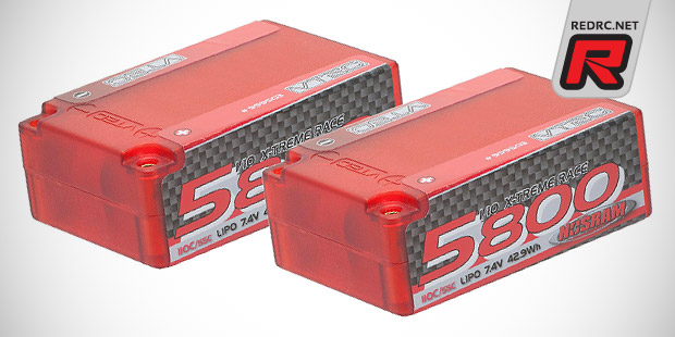 Nosram 5800 X-Treme saddle pack battery