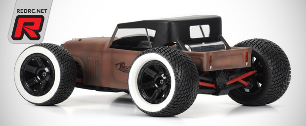 Pro-Line Rat Rod & Desert Milita body