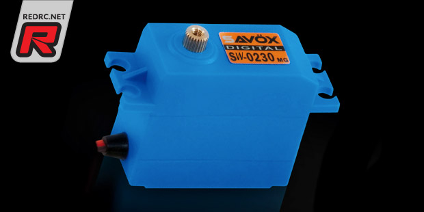 Savöx waterproof servos