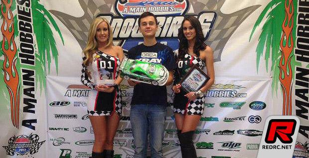 Alexander Hagberg wins 2013 Snowbirds