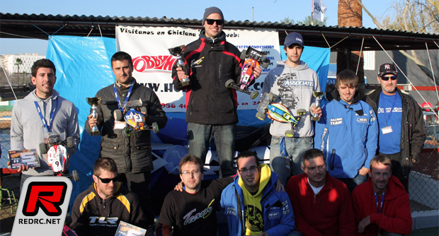 Zacarias Villalba wins Spanish 2wd Nats Rd1