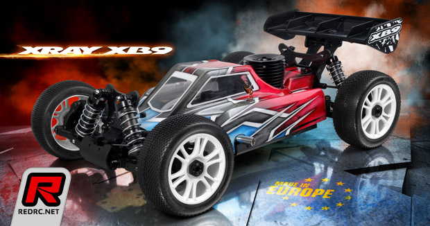 Xray XB9'13 1/8th scale buggy