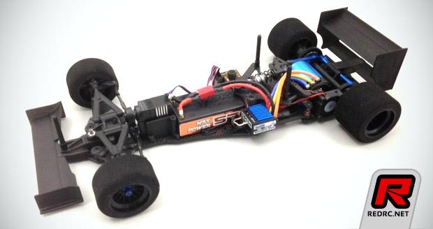 Red Rc Rc Car News Yokomo F1 Chassis Coming Soon