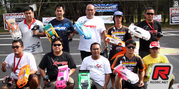 Red Rc Rc Car News Bandung Open 2013 Race Report