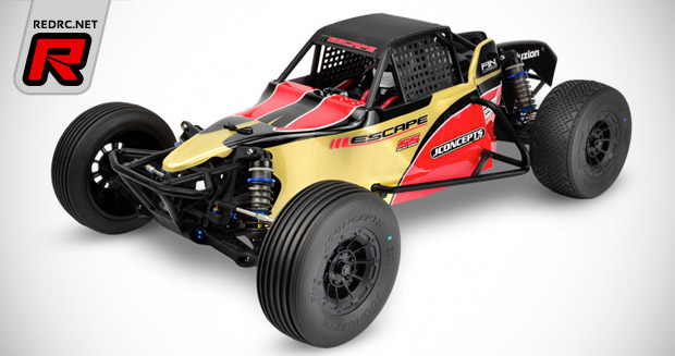 JConcepts Escape body for SC10B