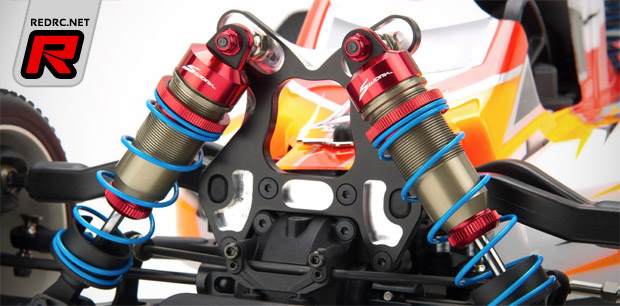 SWorkz S350 shock towers