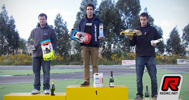 Edu Escandon wins 1/10th 200mm Rd1 in Spain
