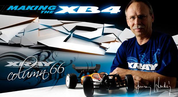 Xray Column – Making the XB4