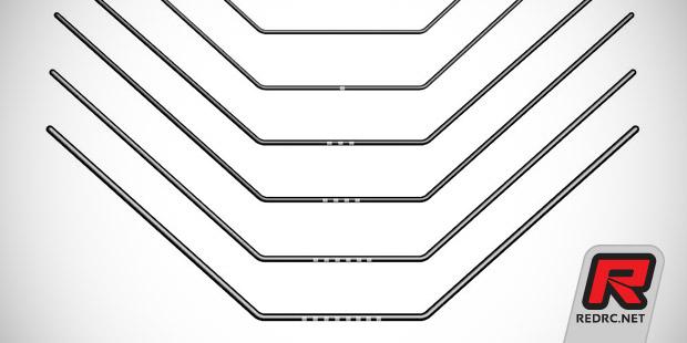 Xray XB4 anti-roll bars