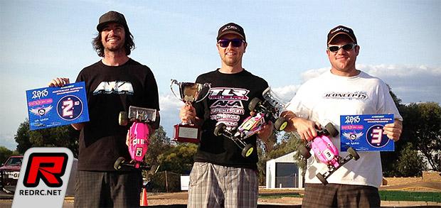 Andrew Gillott takes 2wd Australian title