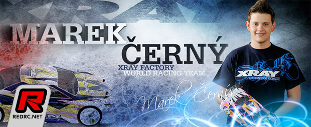 Marek Cerny joins Xray factory team