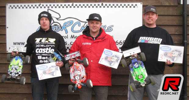 Boots & Hazlewood win EP Buggy & Truggy nats Rd1
