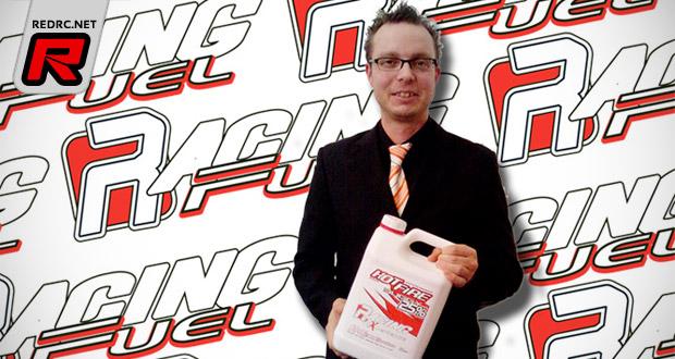 Hupo Honigl to run Hot Fire fuel for 2013