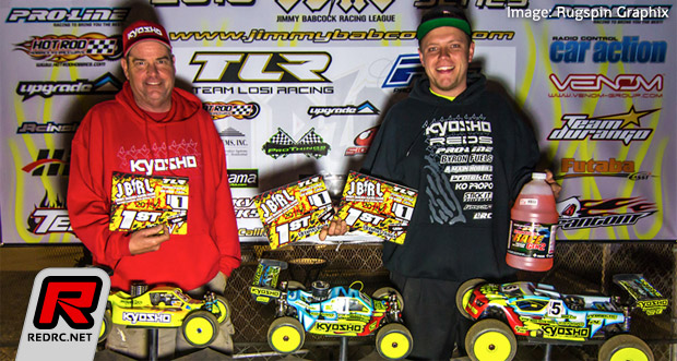 Cody King double at JBRL Rd1